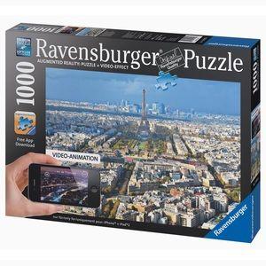 Ravensburger Paris 1000-Pc AugmentedReality Puzzle